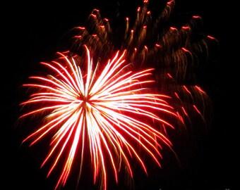 Fireworks 3 - Color Lustre Print