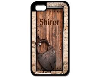 Lock Phone Case, Door Phone Case, iPhone Case, Custom Phone Case, Personalized Phone Case, Custom iPhone