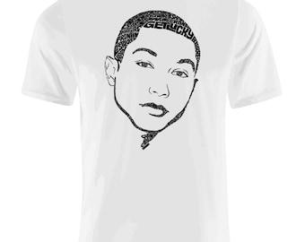 Pharrell Type Shirt