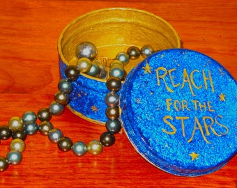 Reach for the Stars Jewelry Box