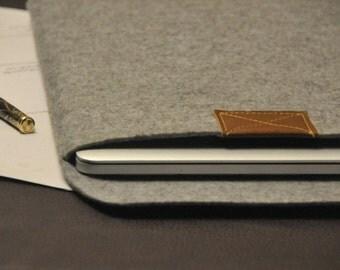 Felt laptop case for Fujitsu 11.6 13.3 14 15.6 inch laptop bag laptop sleeve