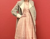 Vintage 1950s Prom Dress size 8