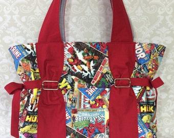 Marvel Shore Bag, Tote Bag, Diaper Bag