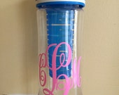 Personalized Infuser Water Bottle
