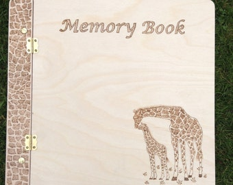 Memory book for all occasions.