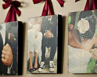 Personalized photos for your wall