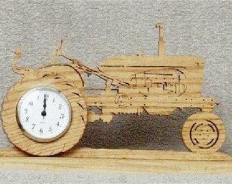 Allis-Chalmers Tractor Clock