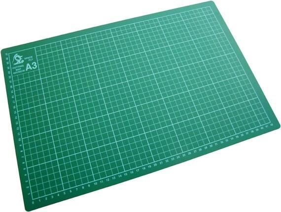 A3 self healing cutting mat for craft card making table for Self healing craft mat