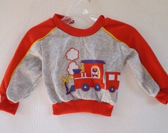 ON SALE Children's Vintage Sweater - L 375