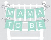 Baby Shower Chair Banner ...
