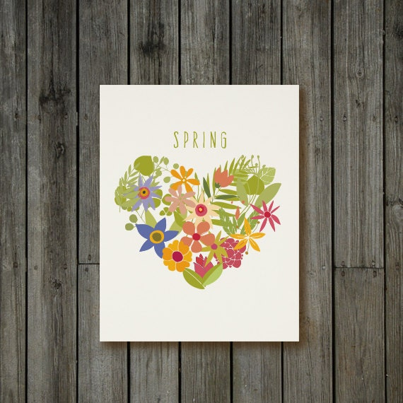 Hello Spring! Greeting cards for the Spring time! www.palepaperhearts.com