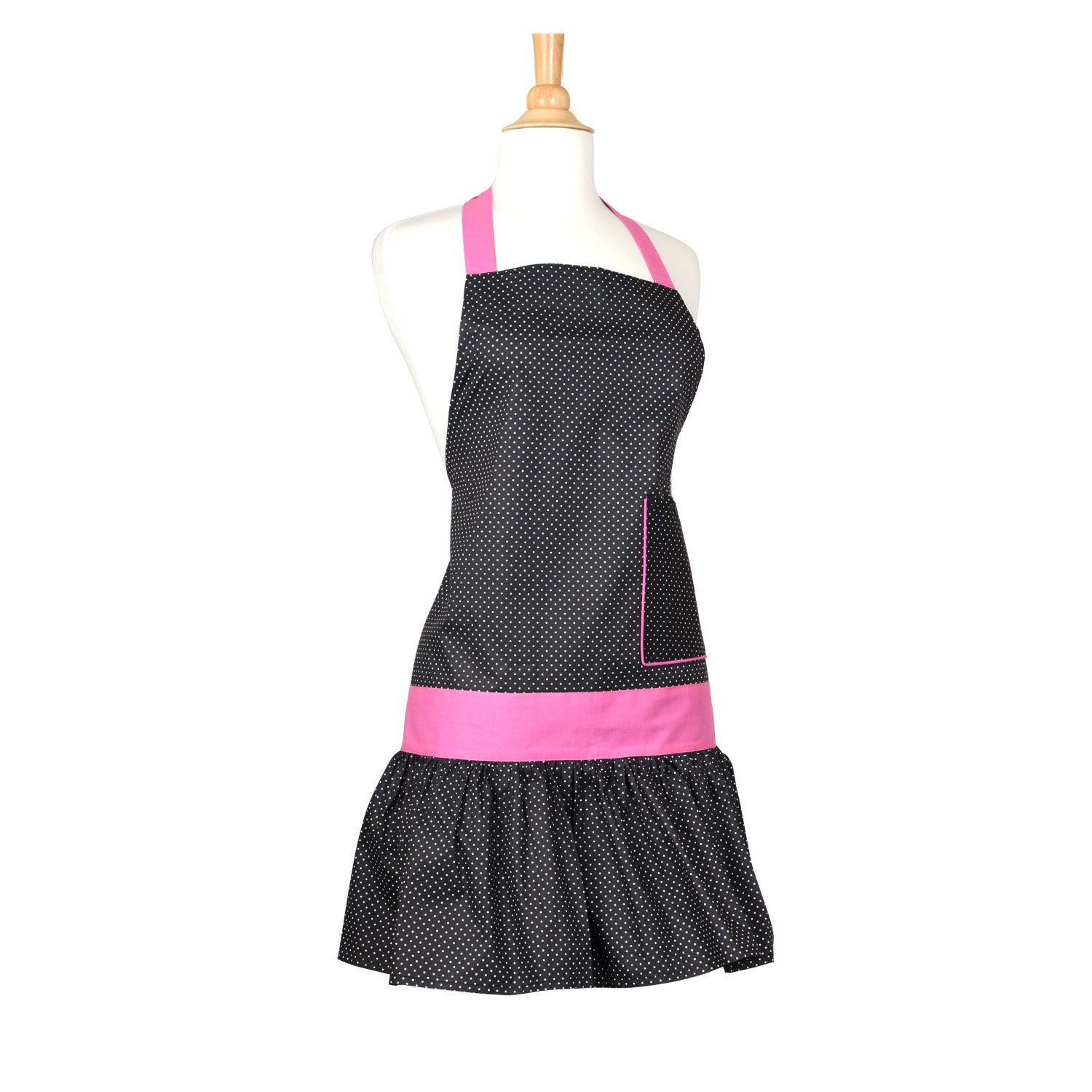 flirty aprons womens Sears has kitchen aprons in different styles and designs protect your clothes from splatters and entertain guests with creative cooking aprons.