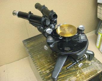 Spencer Optical #735 Spectrometer/Spectroscope