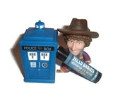 """The Fourth Doctor """"Jelly Babies"""" Doctor Who Inspired Lip Balm - Berry Gummy Candy Flavor Geek Stix"""