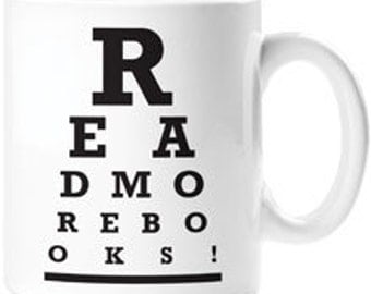 Mug - Read More Books