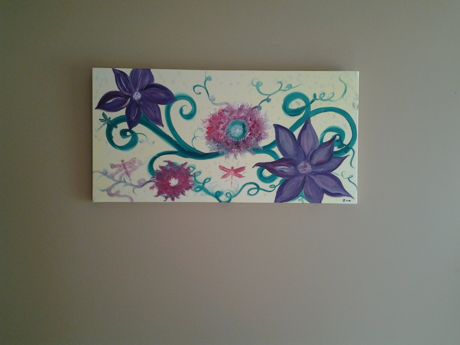 Energy artspiritual art gracegallery333 original oil painting titled chakra energy infused art size 12 x 24 amipublicfo Images
