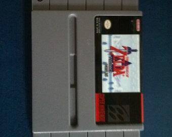 Super Nintendo SNES Reproduction Legend of Zelda Parallel Worlds