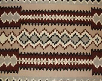 Bessie Yazzie : Beautiful Navajo Weaving  #83