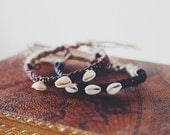 Shell Friendship Bracelet