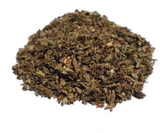 Dried Patchouli leaves1 oz (30 g) incense, magic, healing herb