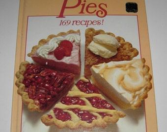1978 Better Homes And Garden Pie Recipies Cookbook