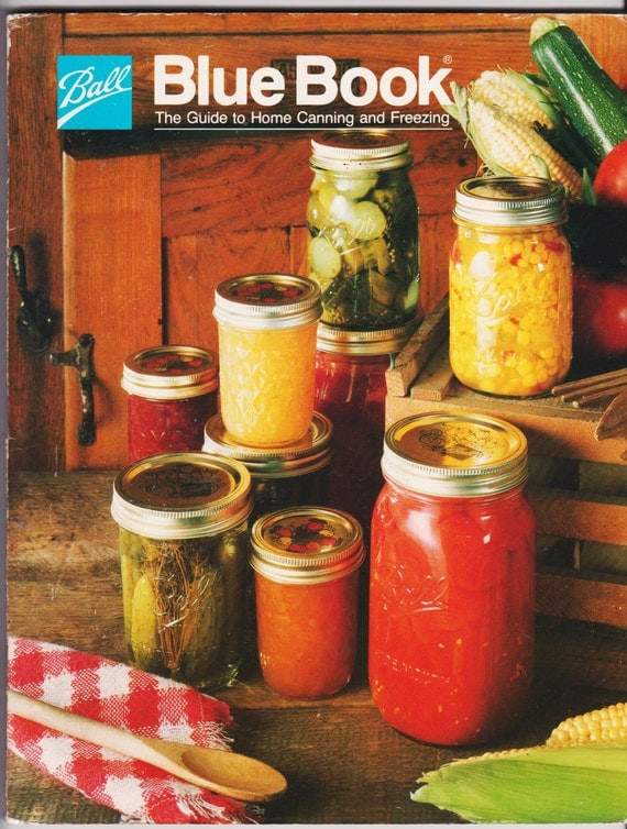 ball blue book canning recipes pdf