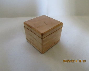 Maple Box #B4