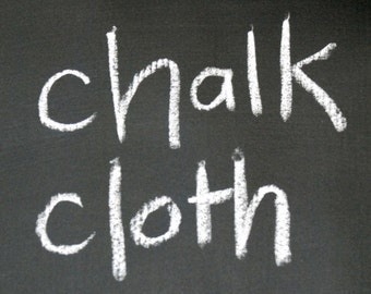 Chalk Cloth Fabric (Half metre)