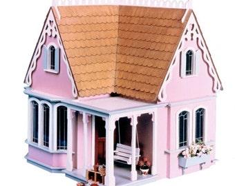 Greenleaf The Coventry Cottage Dollhouse