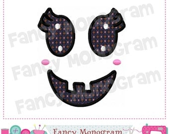 Ghost applique,Halloween,Ghost face design,Ghost,Ghost applique,Ghost embroidery,Halloween applique.- 01