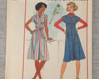 Vintage Simplicity Pattern 7578 (c) 1976 / Sewing / Supply