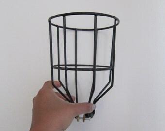 popular items for lamp guard on etsy. Black Bedroom Furniture Sets. Home Design Ideas