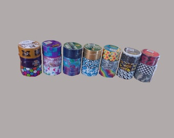 Duct Tape Roll - Various Pattern Options