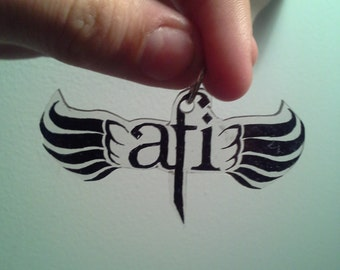 AFI necklace charm