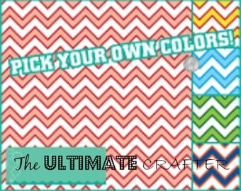 Chevron pattern outdoor permanent vinyl Crafters vinyl