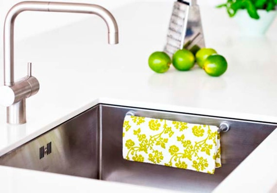 Magnetic Kitchen Sink Dish Cloth Holder