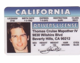 Popular Items For Tom Cruise On Etsy