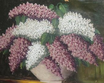 European art antique still life oil painting