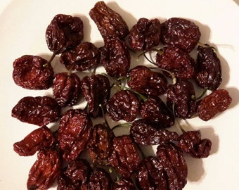 Dried Chocolate Habanero (10 pack)(whole)