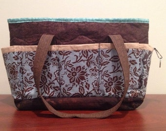 Craft/Utility/Diaper Tote 14005