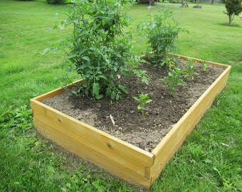 Raised Garden Bed Kit 3'X6' *Free Shipping US48*