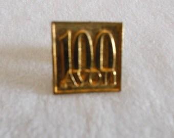 Avon Centinal 100 Award Pin