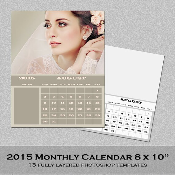 Qt Weekly Calendar : Monthly calendar template psd