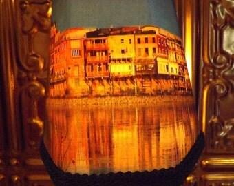 Owego Riverrow Night Light Lamp Shade ~ Nightlight ~ Lampshade ~ Old River Row