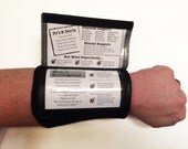Gender Neutral Labor & Delivery Tips and Tricks Armband for New Dad - The Basics