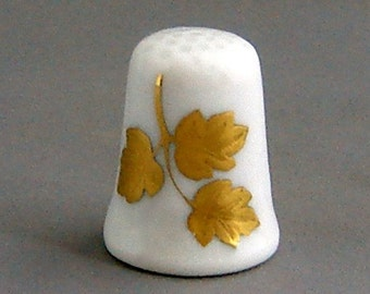 VohenstraussThimble - Gold Leaves