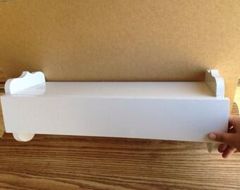 Wall Shelf with hidden drawer