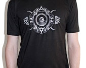 Men's Turntable T-shirt - Black