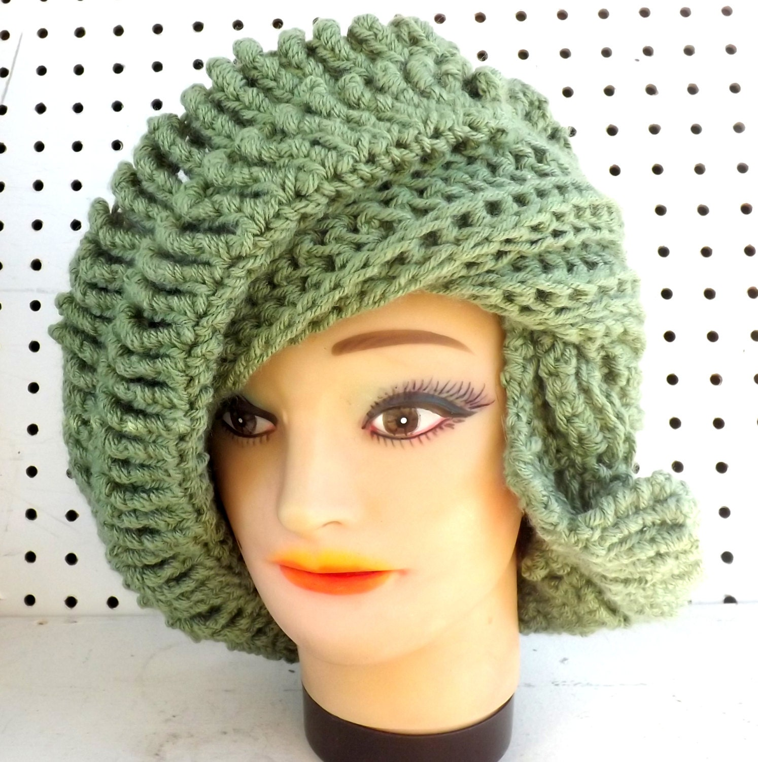 Crochet Pattern, Womens Crochet Hat Pattern, Crochet Beanie Hat ...