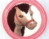 Merit Badge for 'getting back on the horse'